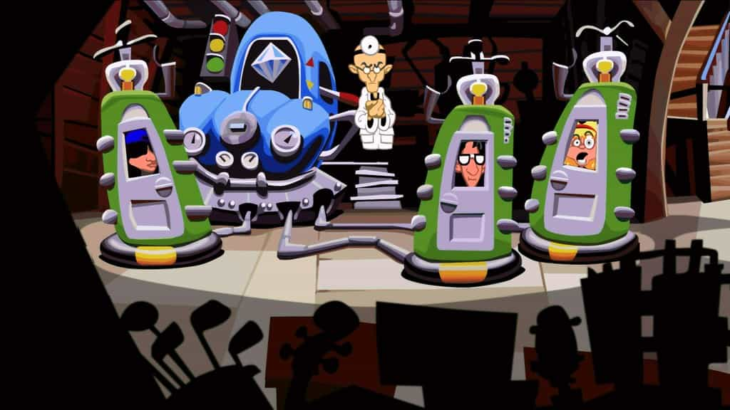 day of the tentacle remastered review