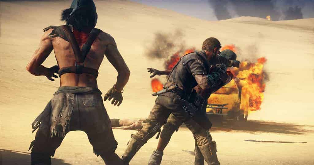 mad max fights