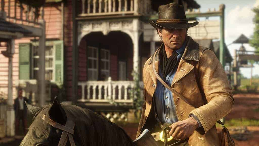 red dead redemption 2 online update