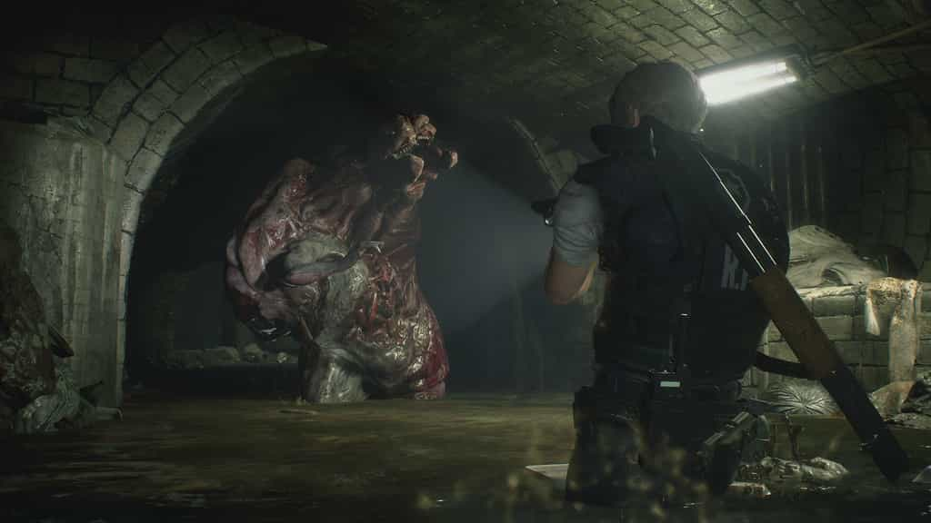 resident evil 2 characters