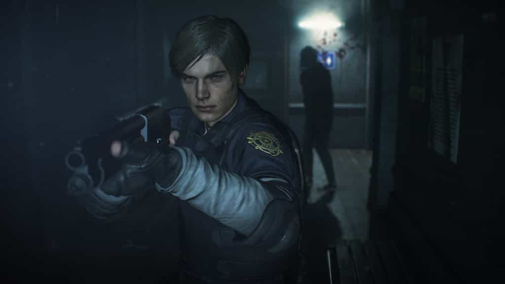 resident evil 2 waiting room safe