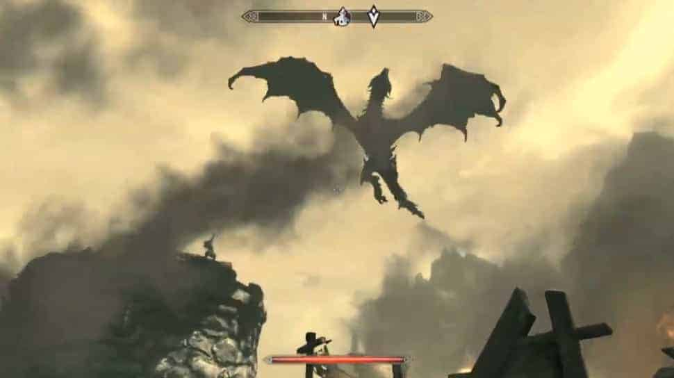 the elder scrolls v skyrim gameplay
