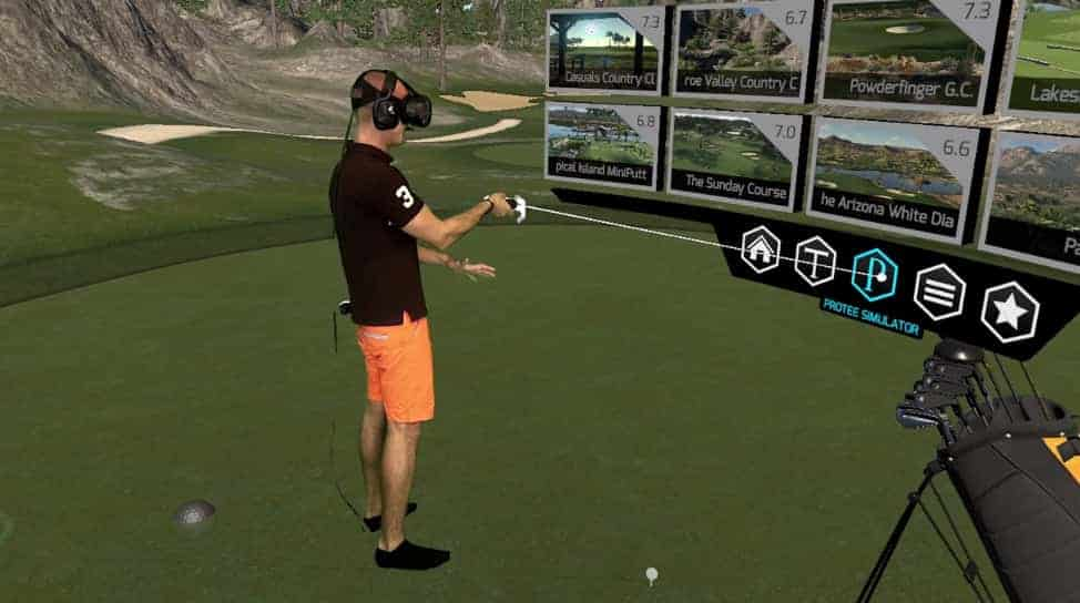 the golf club vr review