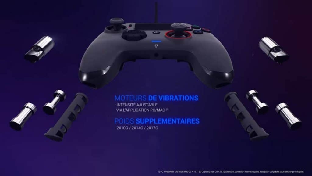 NACON Revolution Pro Controller V2 [Wired] Gamepad PS4PC